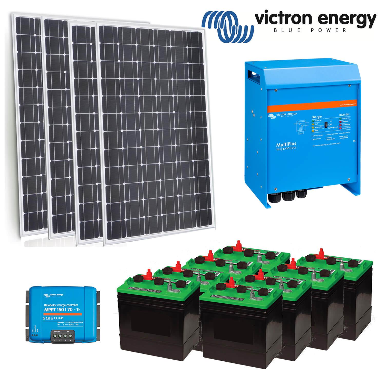 Victron Off Grid Solar Kit- ...