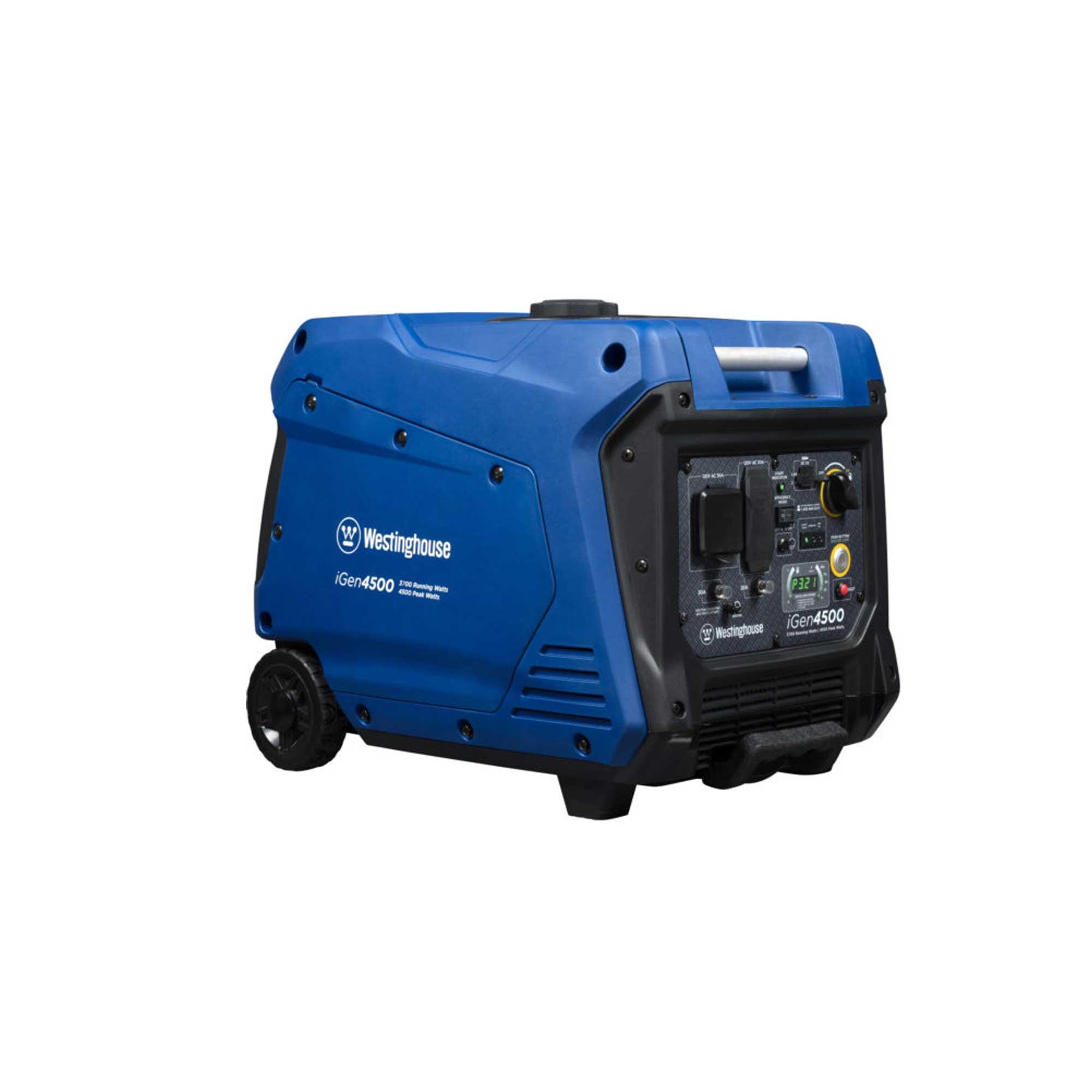 Westinghouse Generator 4500 Watt - Super Quiet Digital Inverter - iGen4500