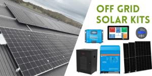 Off Grid Solar Kits